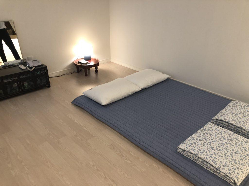京城旅館客室